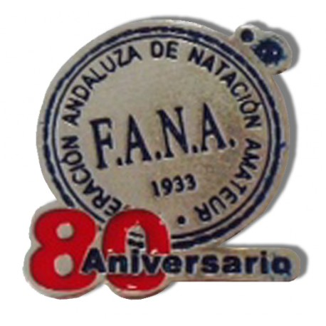 PIN FAN 80ª Aniversario